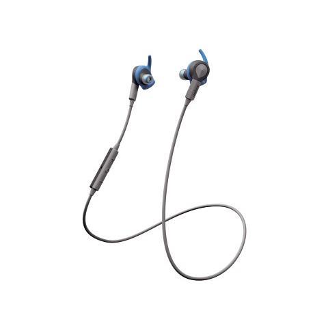 Image of 00139352 Jabra Bluetooth-Headset ''Sport Coach'' Aggancio Stereofonico Bluetooth Blu auricolare per telefono cellulare