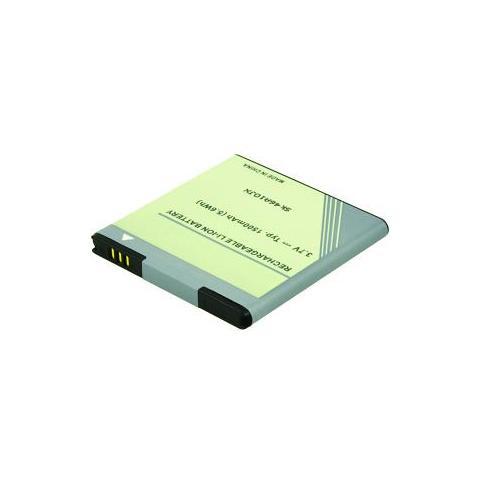 2POWER 2-Power MBI0122A, 1500 mAh, GPS / PDA / Mobile phone, Ioni di litio, 30g