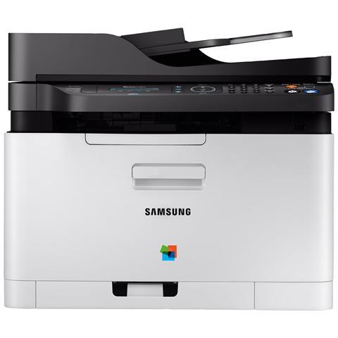 Image of Stampante Multifunzione Xpress SL-C 480FN Laser a Colori Stampa Copia Scansione Fax A4 18 ppm (B / N) 4 ppm (a Colori) Ethernet USB 2.0
