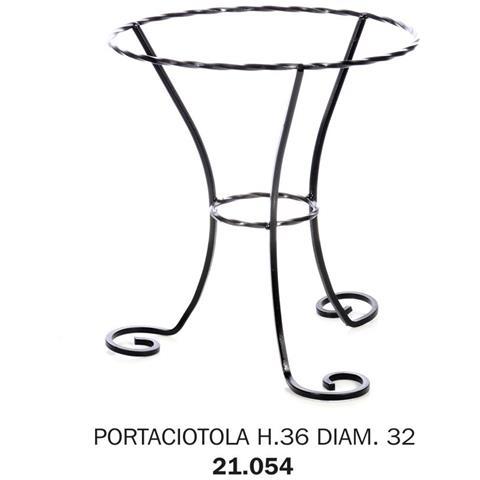 Portaciotola H. 40 Diametro 42
