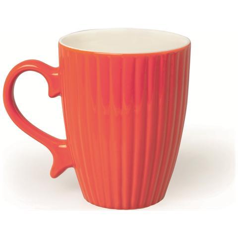 Mug Parisienne ml. 325 Rosso.