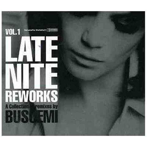VIRGIN Buscemi - Late Nite Reworks (2 Cd)