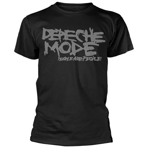 PHM Depeche Mode - People Are People (T-Shirt Unisex Tg. S)