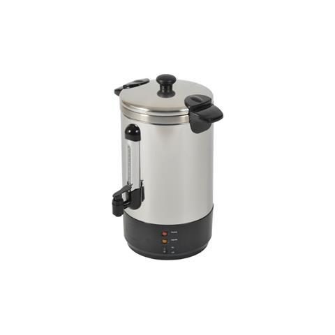 ZJ-150 Macchina Caffè Manuale 100 Tazze Potenza 1650 Watt Colore Acciaio Inox