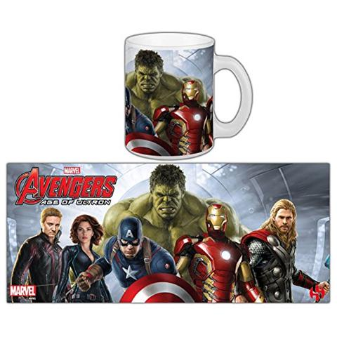 Tazza Avengers Age Of Ultron Mug Characters