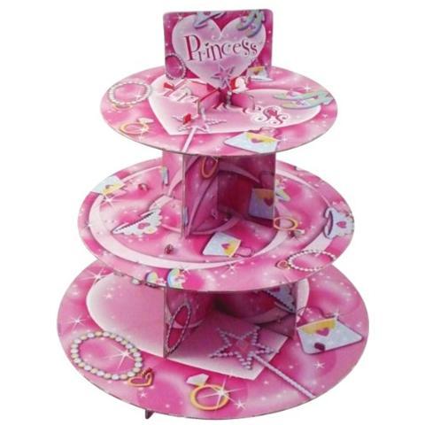 Alzatina Per Muffin Delle Principesse