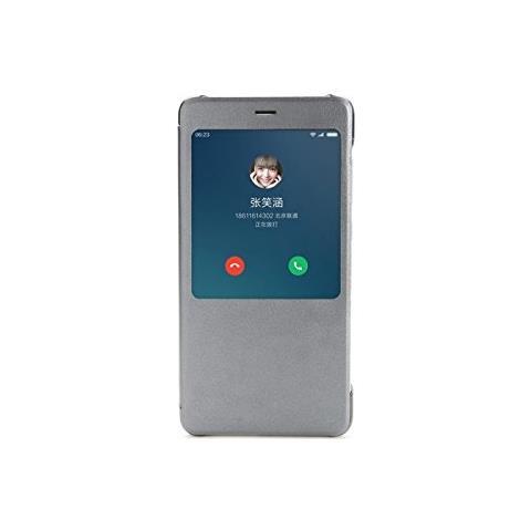 XIAOMI Cust. Book View Xiaomi Redmi Note 4 Silver