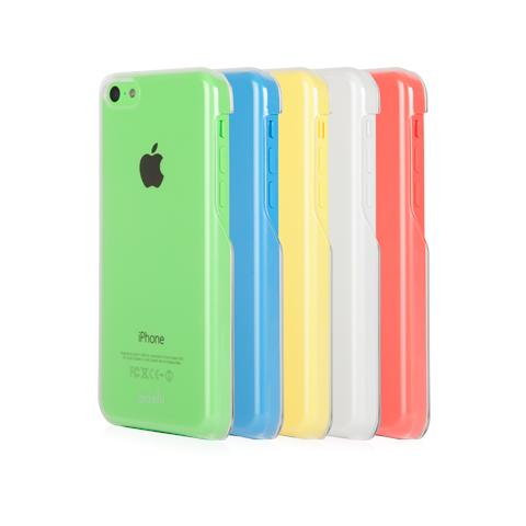 MOSHI iGlaze per iPhone 5C - XT Clear