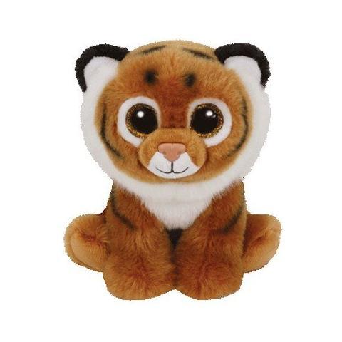 Peluche Ty Beanie Babies Tabor Tigre 15 cm Ty