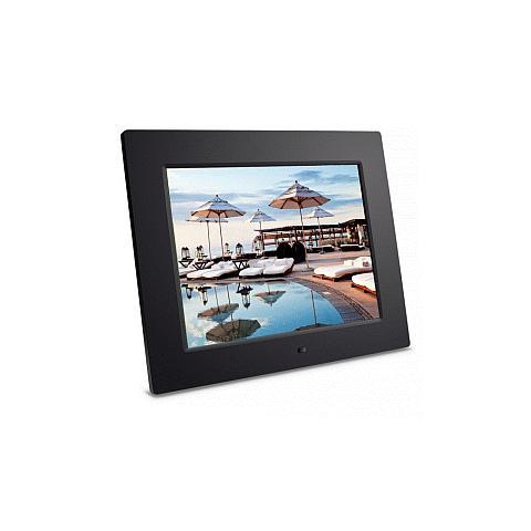 Cornice Digitale 21214 Display 9.7'' Formato 4:3 Lettore SD / SDHC / MMC / MS Colore Nero