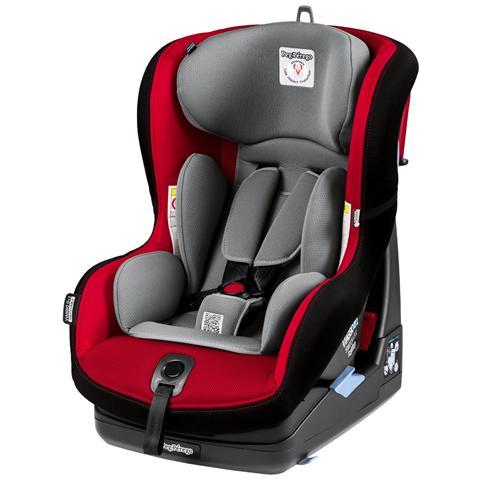 PEG PEREGO Seggiolino Auto Viaggio 0+1 Switchable (0-18 Kg) Rosso Rouge