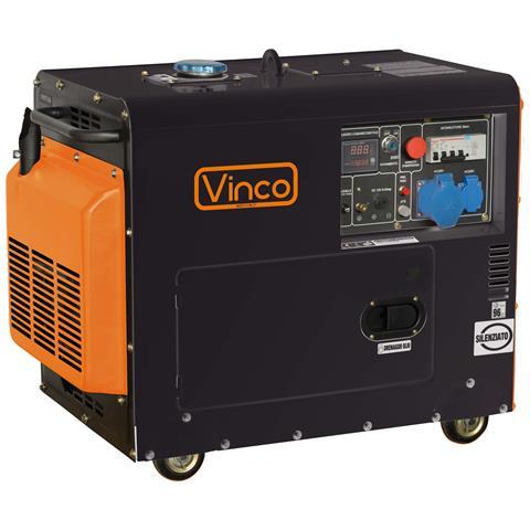Image of Generatore Diesel Dg6000se