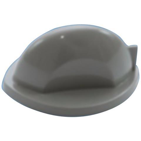 Manopola Per Termostato Frigorifero (taglia Unica) (grigio)