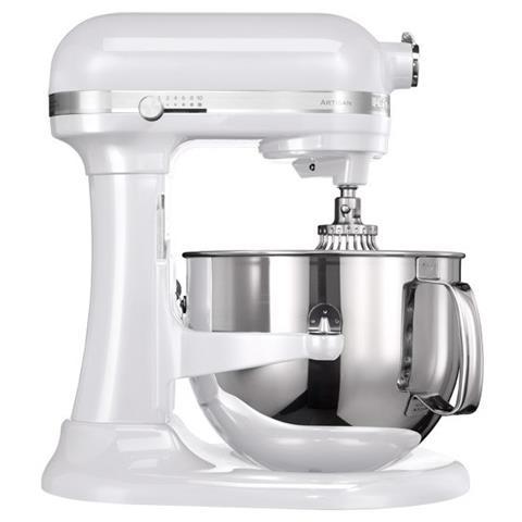 5KSM7580XEFP Robot da Cucina 5 Accessori Inclusi 6.9 Litri Potenza 500 Watt Colore Perla
