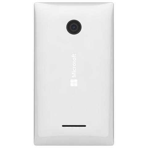NOKIA Copri batteria per Lumia 435 - Bianco