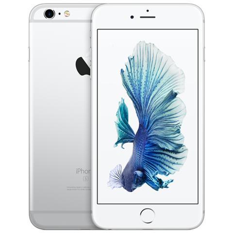 iPhone 6S Plus 128Gb Silver Display Retina HD con 3D Touch da 5,5''