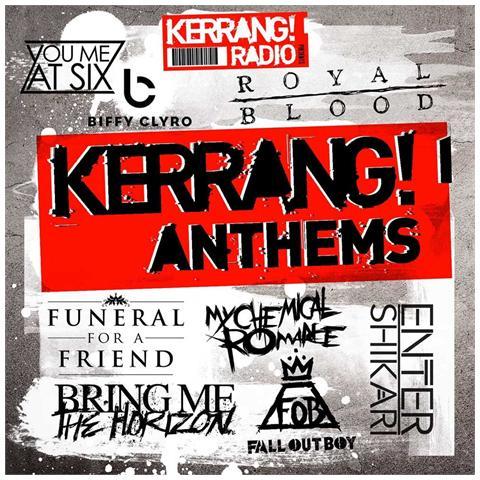 WARNER BROS Kerrang! Anthems - Kerrang! Anthems (2 Cd)
