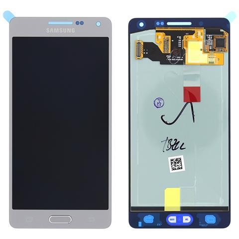 Image of Lcd Touch Screen E Vetro Completo Silver Per Galaxy A5 A500f