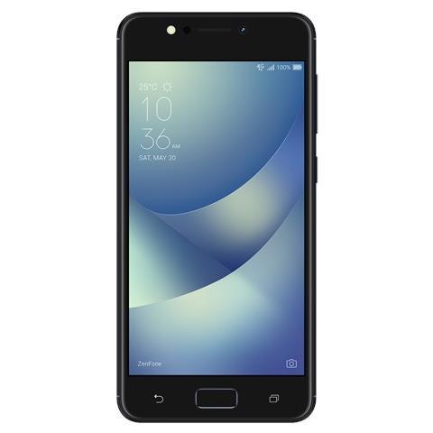 """ASUS Zenfone 4 Max ZC520KL Nero 32 GB 4G / LTE Dual Sim Display 5.2"""" HD Slot Micro SD Fotocamera 13 Mpx Android Italia"""