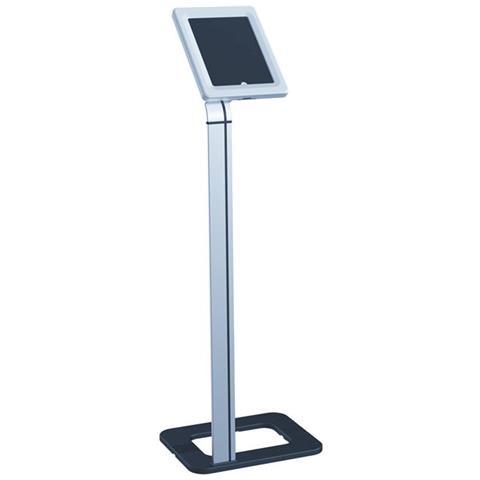 091-2202 Supporto Da Pavimento Universale E Antifurto Per Tablet 9,7''''-10,1''''