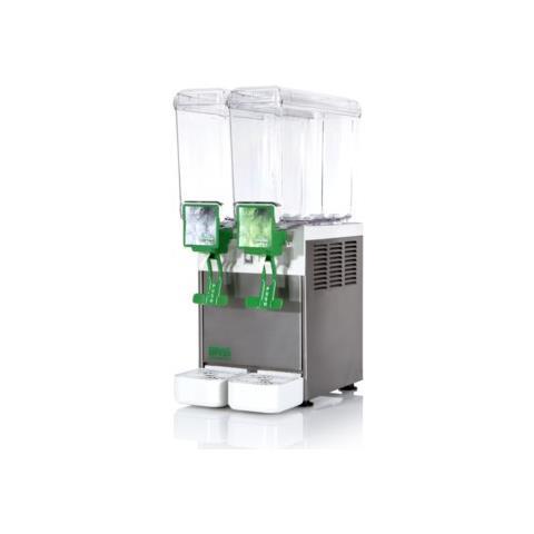Distributore Bevande Fredde 2 Vasche Litri 8 Bras Rs0810