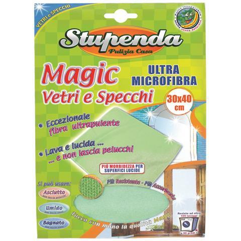 LA BRIANTINA Panno Magic Vetro E Specchi Cm30x40 1 Pz