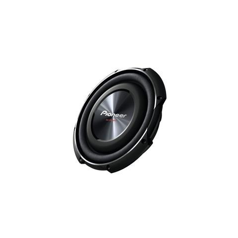 PIONEER TS-SW2502S4, 20 - 125 Hz, 1200W, 90 dBi, Polyamide, 27,75 cm, 27,75 cm