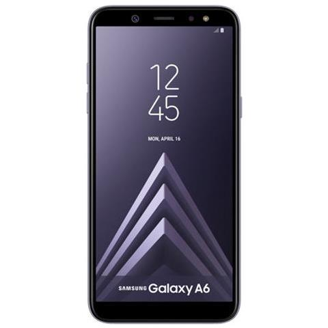 Image of Galaxy A6 Viola 32 GB 4G / LTE Display 5.6'' HD+ Slot Micro SD Fotocamera 16 Mpx Android - Tim Italia