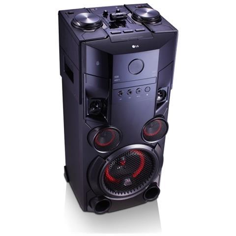 Image of Home audio mini system 500W Nero