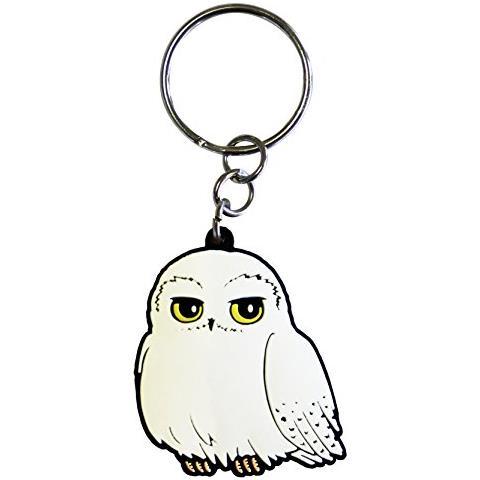 ABYSTYLE Portachiavi Harry Potter Hedwig Gadget