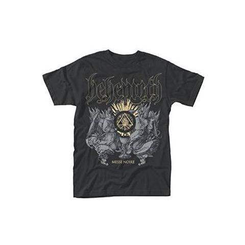 PHM Behemoth - Messe Noire (T-Shirt Unisex Tg. M)