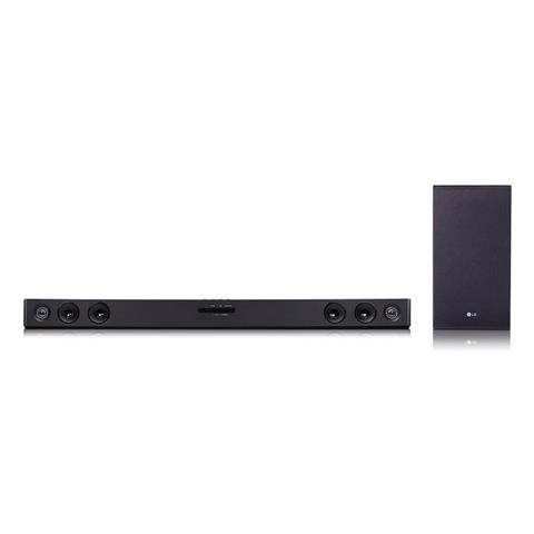 LG Soundbar SJ3 Sistema 2.1 Subwoofer Wireless Potenza 300W Bluetooth