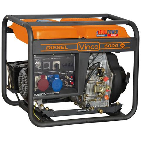 Image of Generatore Diesel Full Power Dg7500le-t