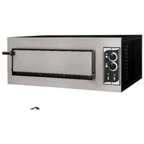 Forno elettrico meccanico per pizzeria - pizza ø32 cm - dimensioni esterne 91.5x69x35.7 cm