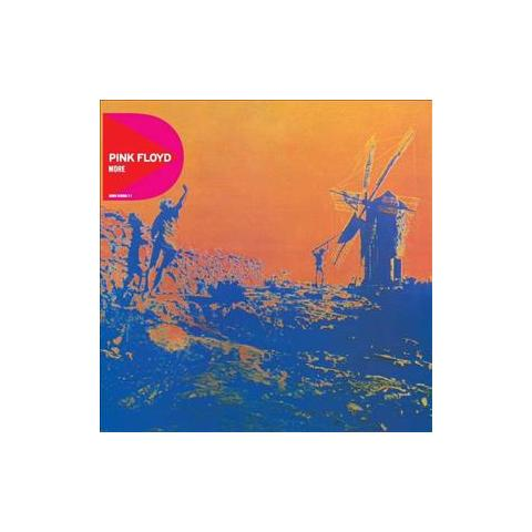WARNER BROS CD PINK FLOYD - MORE (colonna sonora)