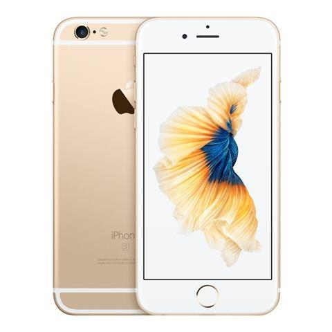 iPhone 6S 128 GB Oro