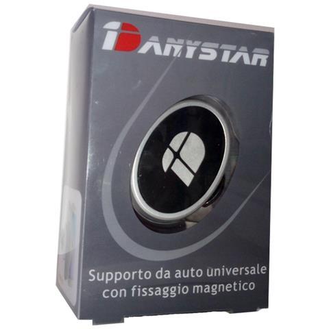 EXPOTRIO Supporto Da Auto Magnetico Universale Con Fissaggio Su Ventole Aria Danystar Es-ch076