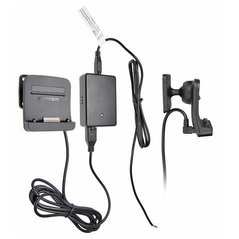 Brodit 215684 Auto Attivo Nero supporto e portanavigatore