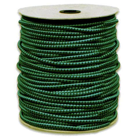Bobina fune elastica rotolo 200 mt colore verde Maurer
