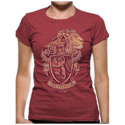 CID Harry Potter - Gryffindor (T-Shirt Unisex Tg. XL)