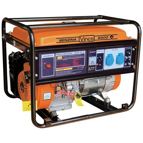 Image of Generatore Benzina Bdl6500cx