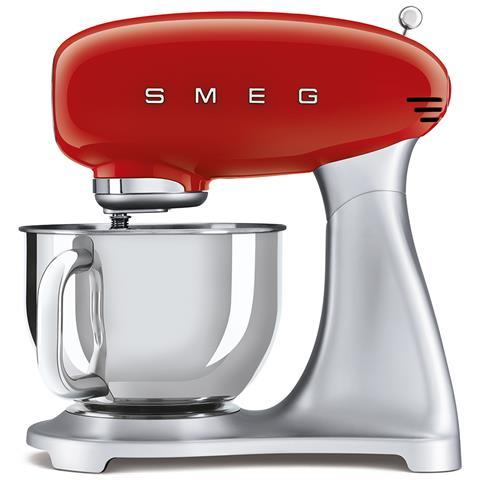 Impastatrice SMF02RDEU Capacità 4.8 L Potenza 800 W Colore Rosso