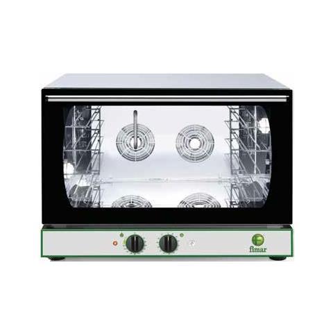 Forno Convezione Elettrico Gastronomia 4 Teglie Gn 1/1 Rs8591