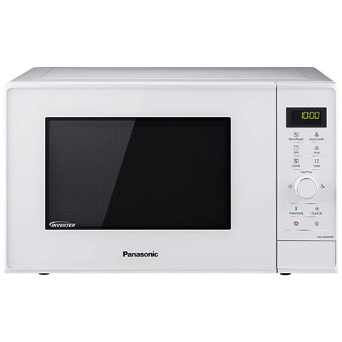 NN-GD34HWSUG Forno Microonde con Grill Capacità 23 Litri Potenza 1000 Watt Colore Bianco