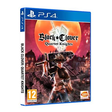 NAMCO PS4 - Black Clover Project Knights