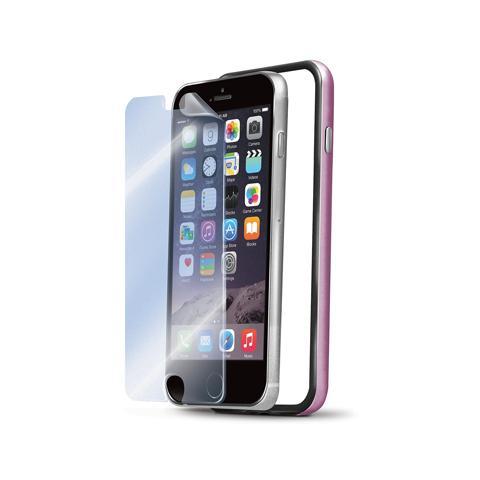 CELLY Bumper per iPhone 6 Plus - Colore Rosa