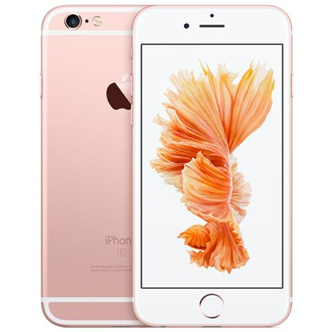 [Ricondizionato BASIC] iPhone 6S 16 GB Oro Rosa