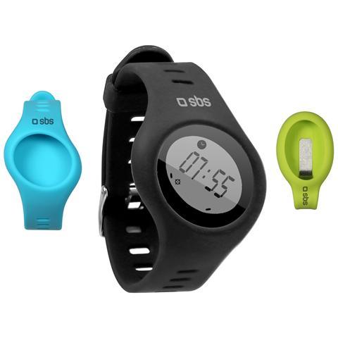 SBS Beat Fit Cardiofrequenzimetro Per Monitorare L'attività Fisica
