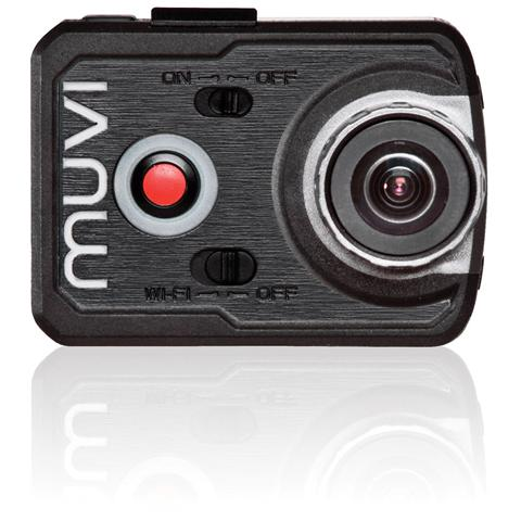 VEHO Actio Cam Camera MUVI K-2 Sensore Full HD Wi-Fi Impermeabile