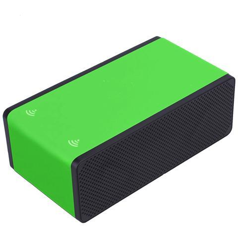 KENTRON Amplificatore Magnetico per Lettore MP3 Verde